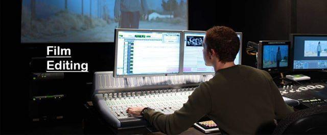 Film and Video Editing  Webinar