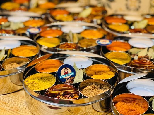 Punjabi 2021 VIRTUAL Cooking Classes by Saf's Kitchen, 24 April | Event in Milton Keynes | AllEvents.in