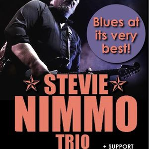 The Robin 2 presents Steve Nimmo Trio