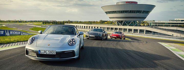 Porsche Leipzig Visit 2019