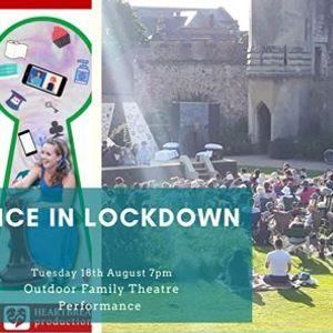 Alice in Lockdown - Family Outdoor Theatre