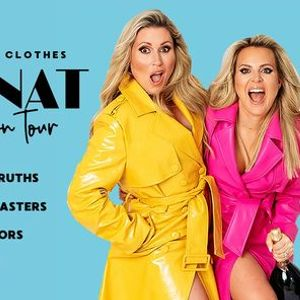 Cat & Nat Reunion Tour In Real Life & Real Clothes
