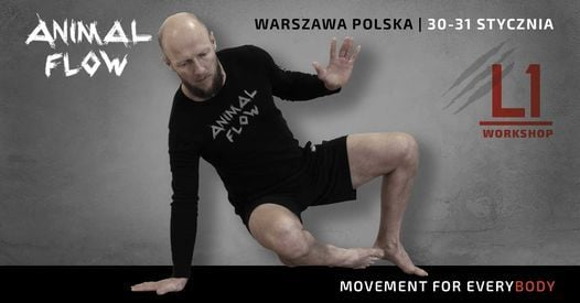 Animal Flow L1 Warsaw, 30 January | Event in Warsaw | AllEvents.in