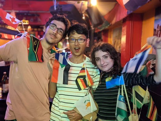 Copenhagen BlaBla Language Exchange (Online), 4 March | Event in Copenhagen  | AllEvents.in