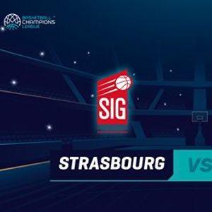 SIG Strasbourg v Turk Telekom