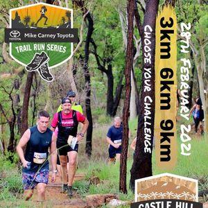 Castle Hill Trail Run 2021