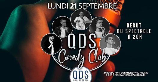 Q de Sac Comedy Club