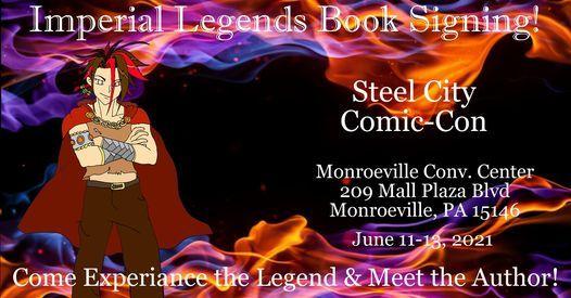 Steel City Comic Con, 11 June   Event in Monroeville   AllEvents.in