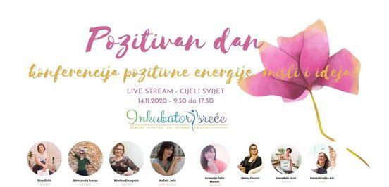 2.Pozitivan dan - konferencija u Zagrebu, 20 March | Event in Zagreb | AllEvents.in