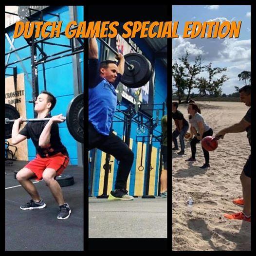 Dutch Gym Game Special Edition