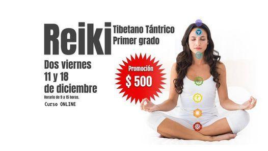 Primer grado de Reiki Tibetano Tántrico, 11 December | Online Event | AllEvents.in