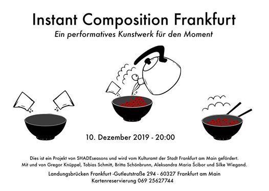 Instant Composition Frankfurt