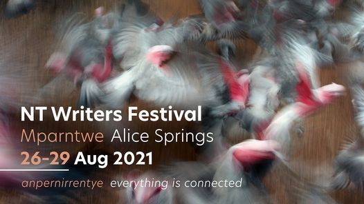 NT Writers Festival, 26 August | Event in Alice Springs | AllEvents.in