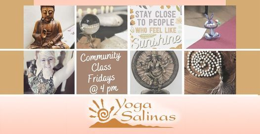 Free Community Class   Event in Salinas   AllEvents.in