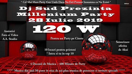 Dj Sud Millenium Party