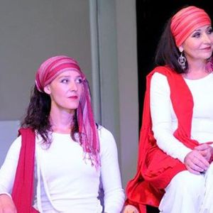 Arabic Dance Ensemble & Mohamed Badawi Duo