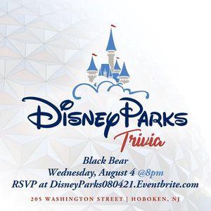 Disney Parks Trivia