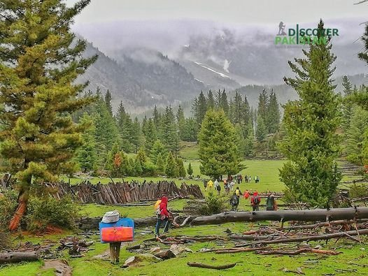 Trek to the Magnificent Haramosh Valley & Kutwal Lake, 8 June | Event in Islamabad | AllEvents.in