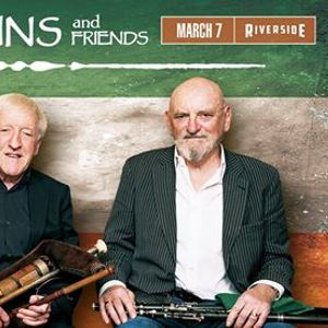 The Chieftains at the Riverside Theater