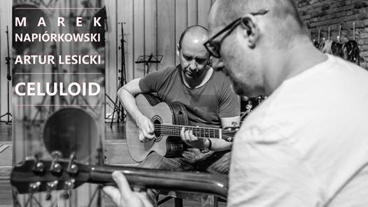 Marek Napirkowski & Artur Lesicki - muzyka filmowa w Klasztorze