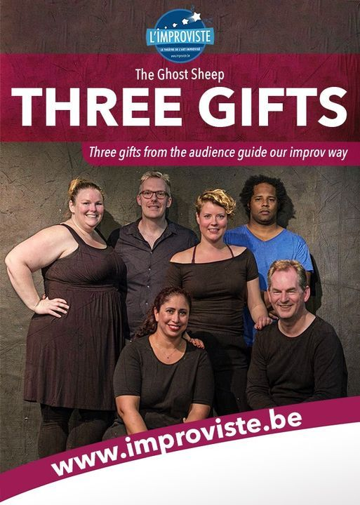 Three gifts, 21 April | Event in Brussels | AllEvents.in