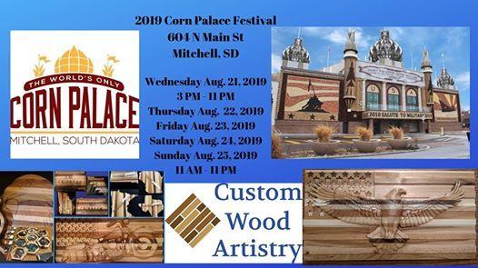 2019 Corn Palace Festival