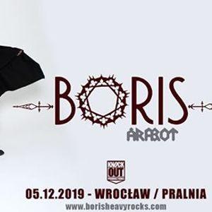 Boris  Arabrot  5 XII  Wrocaw