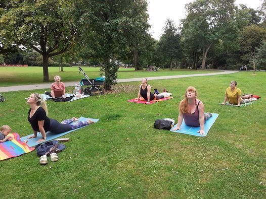 Park Yoga for Women who have given birth in the last 5 years