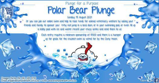 Polar Bear Plunge, 15 August | Event in Johannesburg | AllEvents.in