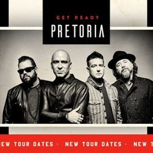 LIVE 25th Anniversary Throwing Copper SA Tour - PTA