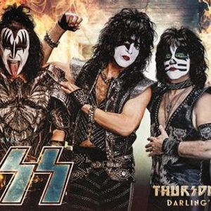 KISS End of the Road World Tour with David Lee Roth