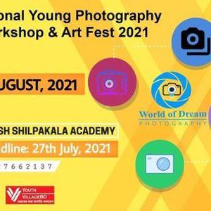 3rd International Young Photography Fiesta Workshop & Art Fest 2021