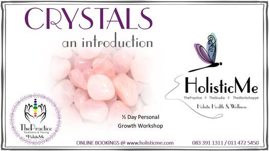 Crystals....an Introduction | Event in Florida | AllEvents.in