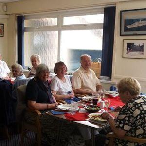 RBL Eat & Meet Lunch -Ferndown