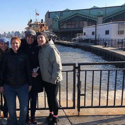 Wacky Scavengerhunt.com Hoboken Scavenger Hunt Hoboken Harbor & History