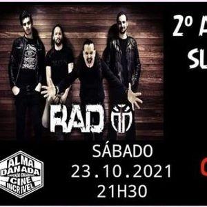 RAD - Rock All Day - Slax Eventos Birthday  10