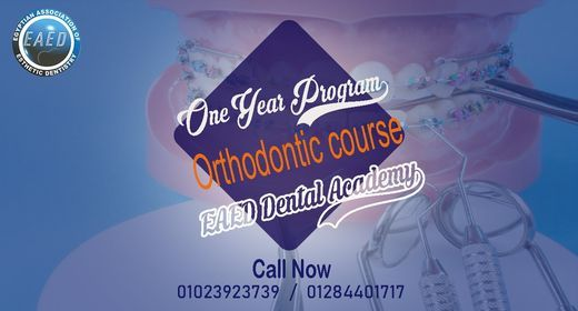One Year Orthodontic Program 6 (Learning by doing ), 14 May | Event in Alexandria | AllEvents.in