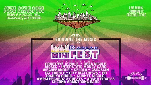 Dallas miniFEST (6/26/21), 26 June | Event in Dallas | AllEvents.in
