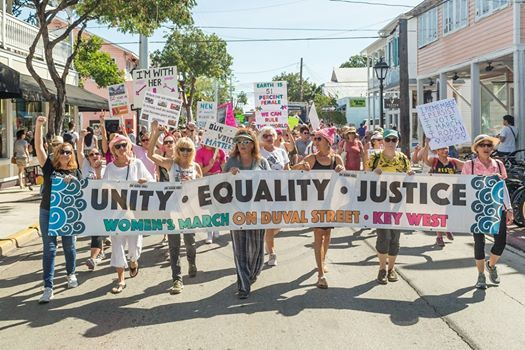 Key West Events April 2020.Fight For Your Rights Key West Womens March 2020 At 1405