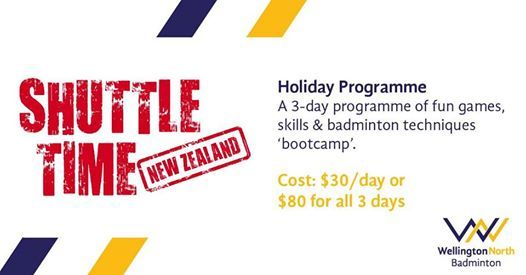 Shuttle Time Holiday Programme