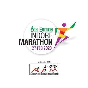 Indore Marathon 2020 2nd Fab 6th edition