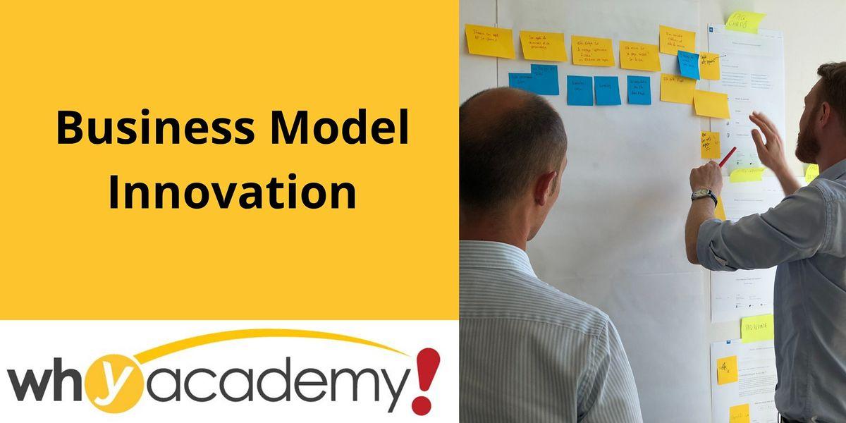 Business Model Innovation - HK