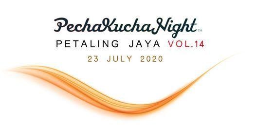 PechaKucha Petaling Jaya vol. 14