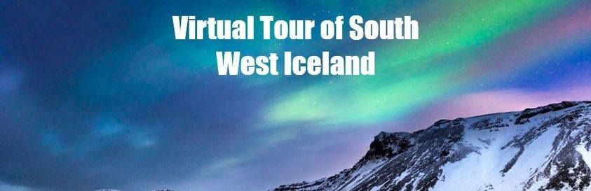A Virtual Tour of South West Iceland, 15 April | Online Event | AllEvents.in