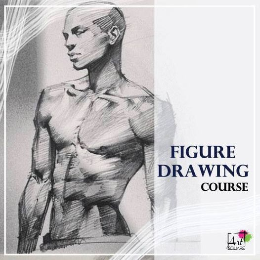 Figure Drawing course (24 Hrs.), 26 October   Event in Cairo   AllEvents.in