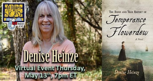 Denise Heinze, 13 May | Online Event | AllEvents.in