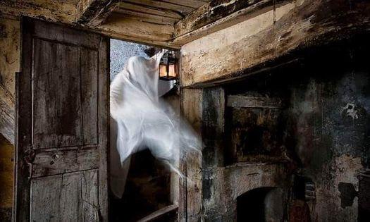 Anime inquiete  Fantasmi