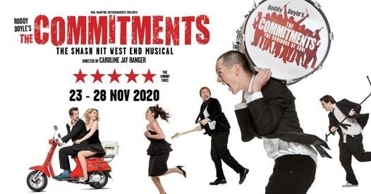 The Commitments | Event in Milton Keynes | AllEvents.in