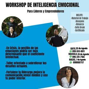 Workshop de Inteligencia Emocional para Lideres &Emprendedores
