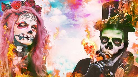 Festival of The Dead Amsterdam - Tickets Selling Quickly